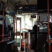 空港と石垣港を結ぶ路線バス。