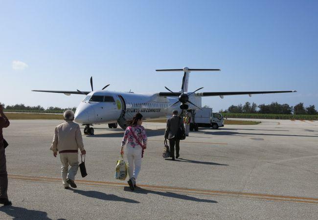 北大東空港