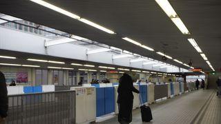 お台場から羽田空港までも便利