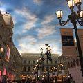 ヴェネチアン併設の超巨大イタリアちっくなショッピングモール
