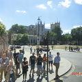 写真:ウェストミンスター宮殿、ウェストミンスター大寺院及び聖マーガレット教会
