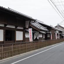 ここは江戸時代の4トラ