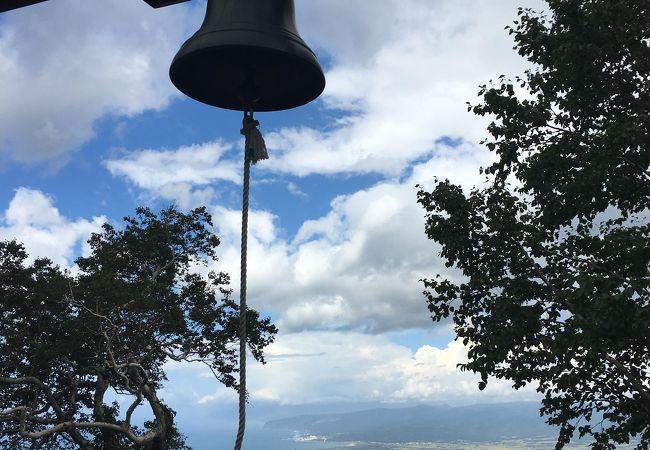 神仙沼自然休養林展望台