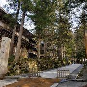 壮大な禅宗のお寺、総本山