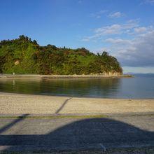 マリンパーク新居浜(人工海浜)