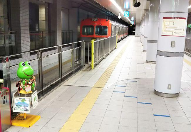 北陸鉄道 浅野川線