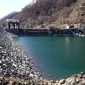 写真:広瀬ダム
