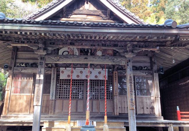 萩の寺 蓮華寺