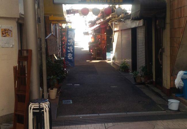 魚の棚商店街 (高知市)