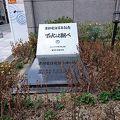 写真:京都電信100年記念碑