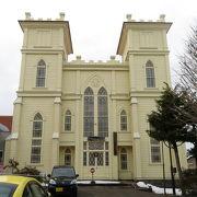東北最古のプロテスタント教会
