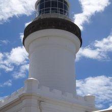 ケープバイロン 灯台