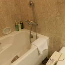 バスルームです。