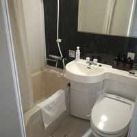 バスルームは普通のユニットバス