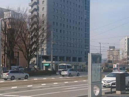 ホテルアルファーワン富山駅前 写真