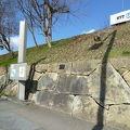 写真:姫路城 総社門跡