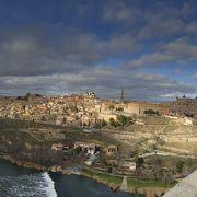 スペイン中世の都トレド