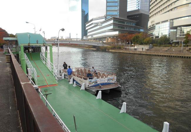 水上バス アクアライナー アクアmini