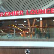 シンガポール航空ビジネスクラス席で利用出来るラウンジです。