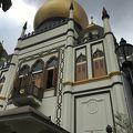 写真:サルタン モスク