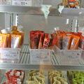 写真:味の明太子 ふくや 太宰府店