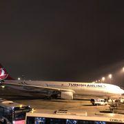 トルコ イスタンブール アタテュルク国際空港