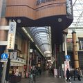 近鉄奈良駅最寄りの商店街