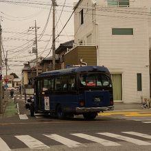 小江戸巡回バス (イーグルバス)