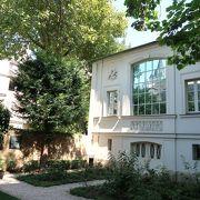 ドラクロワ最後の家