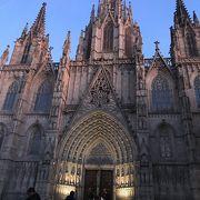 大きくて美しい教会
