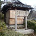 写真:吉備内親王墓