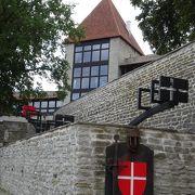 デンマーク国旗の起源となった場所