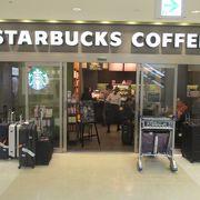 第1ターミナルでは人気店