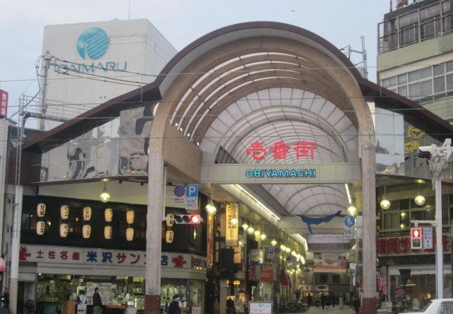 壱番街 (帯屋町)