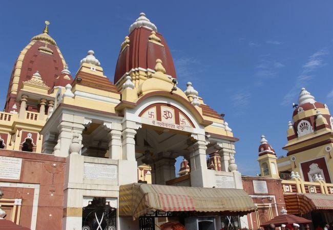 ラクシュミー ナーラーヤン寺院