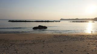勝浦中央海水浴場