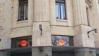 ハードロックカフェ (ブダペスト店)