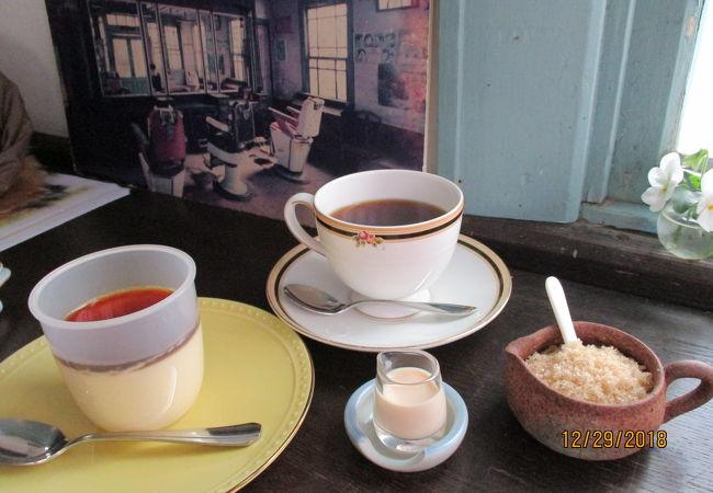 観光客にも地元の方にも愛される、オシャレでレトロなカフェ!