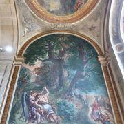ドラクロワ最晩年期の傑作壁画