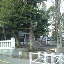 碑文谷八幡宮