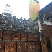 見どころが分からない観光向けではないお寺