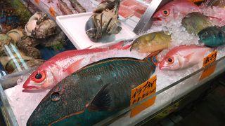 沖縄らしい市場なら やっぱりココ
