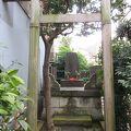 写真:平塚の碑