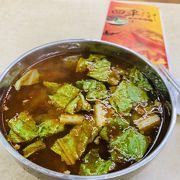 トマト牛肉スープ