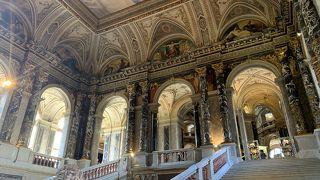 ウィーン随一の規模を誇る美術館