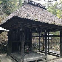 四国村 茶堂「遊庵」