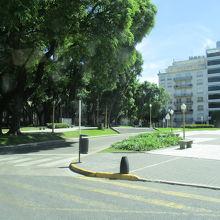 アルゼンチン空軍広場