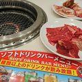 写真:すたみな太郎 マーケットスクエア川崎イースト店