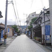 池田うだつの町歩き