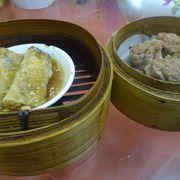 レトロ香港で美味しい点心